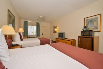 Standard Double Room, 2 Double Beds, Accessible, Non Smoking