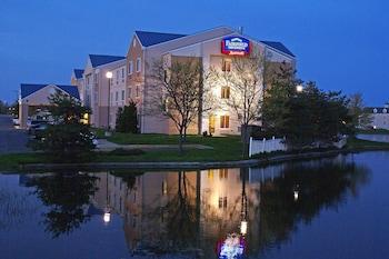 Hotel - Fairfield Inn & Suites by Marriott Olathe