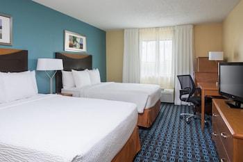 Hotel - Fairfield Inn & Suites Victoria