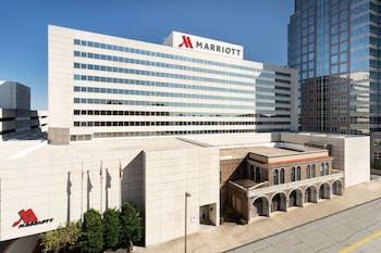 格林斯伯勒市中心萬豪飯店 Marriott Greensboro Downtown