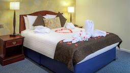 Deluxe Tek Büyük Yataklı Oda, 1 Çift Kişilik Yatak