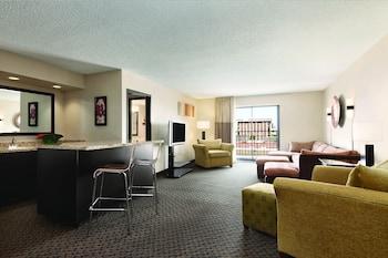 Executive Room, 1 Bedroom (1 King Bed)