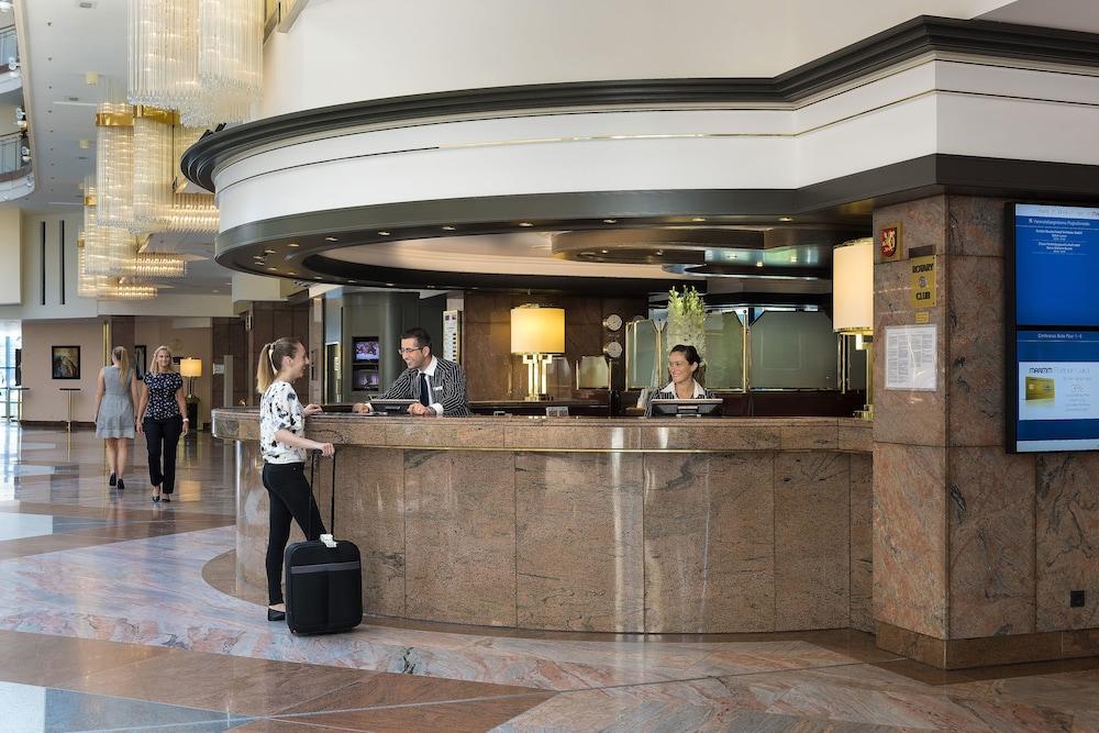 마리팀 에어포트 호텔 하노버(Maritim Airport Hotel Hannover) Hotel Image 3 - Reception
