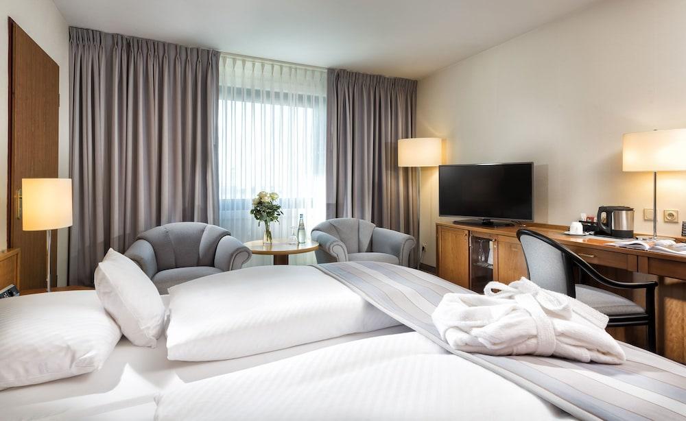 마리팀 에어포트 호텔 하노버(Maritim Airport Hotel Hannover) Hotel Image 9 - Guestroom