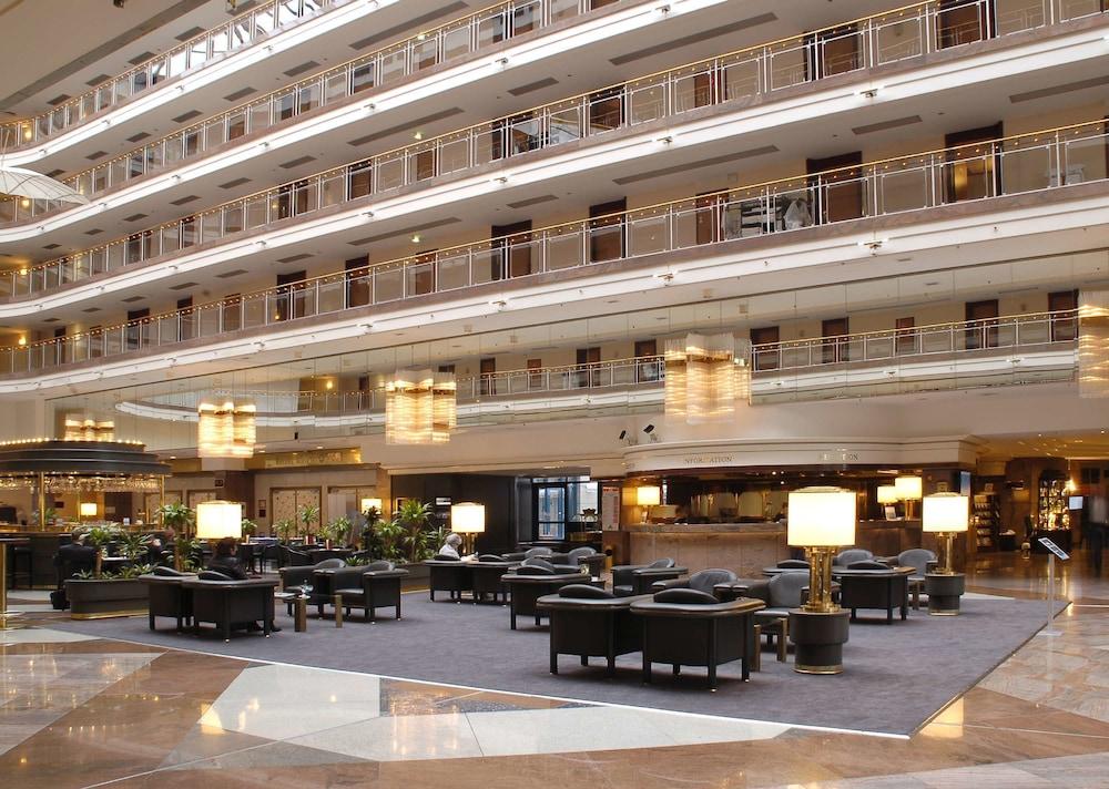 마리팀 에어포트 호텔 하노버(Maritim Airport Hotel Hannover) Hotel Image 1 - Lobby