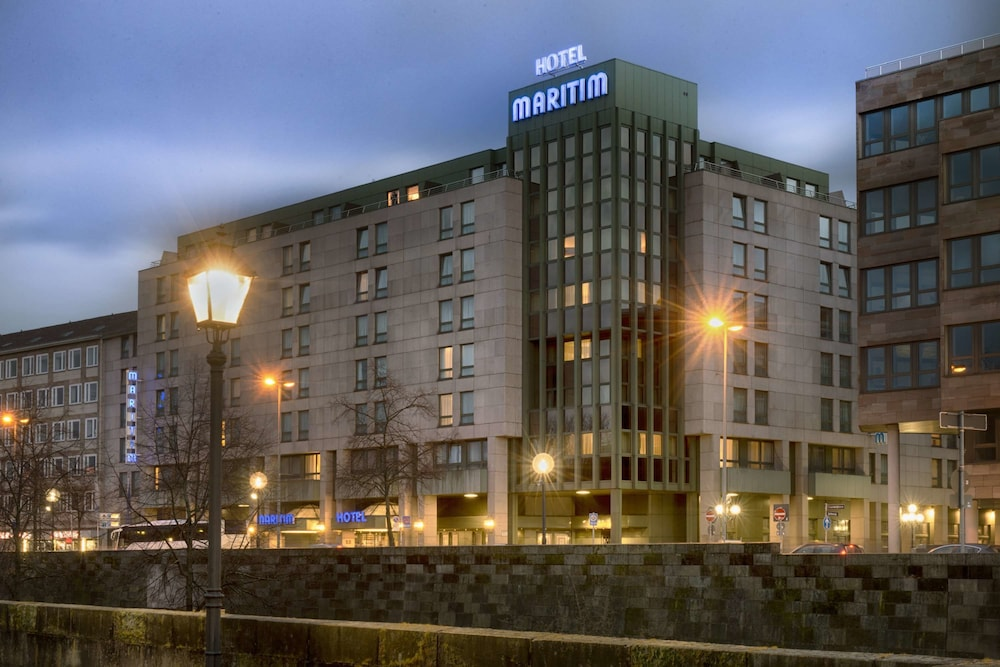 Maritim Hotel Nürnberg, Featured Image