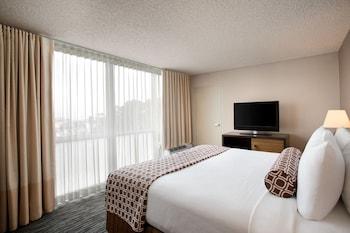 Executive Room, 2 Double Beds, Non Smoking, Executive Level