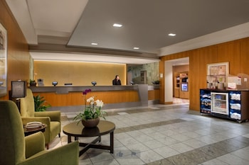舊金山機場皇冠假日飯店 Crowne Plaza San Francisco Airport
