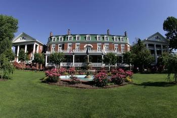 Hotel - The Martha Washington Inn And Spa
