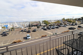 Balcony View at Ramada by Wyndham San Diego Airport in San Diego