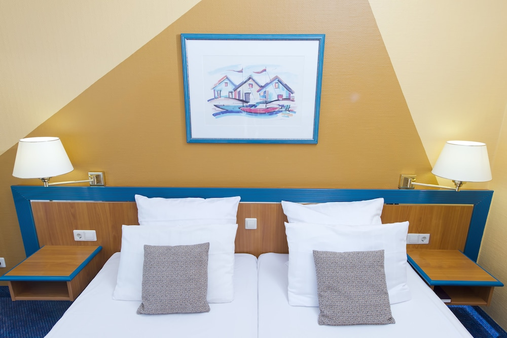 윈덤 가든 비스마(Wyndham Garden Wismar) Hotel Image 9 - Guestroom