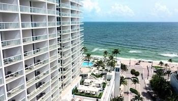 勞德代爾堡海灘度假酒店 Hilton Fort Lauderdale Beach Resort