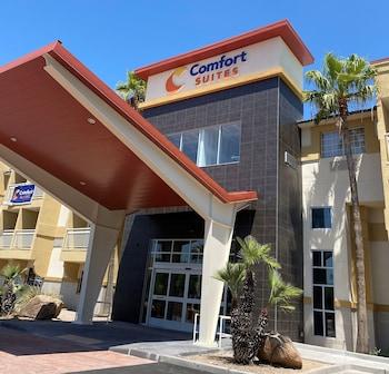 鳳凰城機場凱富全套房飯店 Comfort Suites Phoenix Airport
