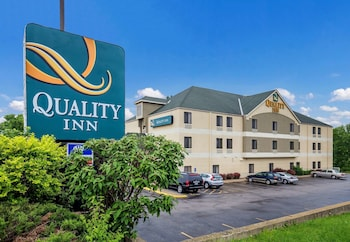 Hotel - Quality Inn I-70 Near Kansas Speedway