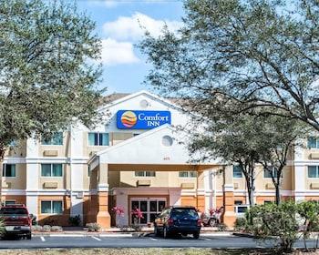 東北梅耶斯堡凱富飯店 Comfort Inn Fort Myers Northeast