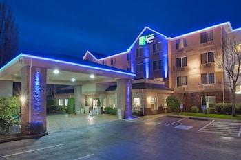 波特蘭詹特森海灘智選假日飯店 Holiday Inn Express Hotel & Suites Portland-Jantzen Beach