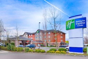 波特蘭詹特森海灘智選假日飯店 Holiday Inn Express Hotel & Suites Portland-Jantzen Beach, an IHG Hotel