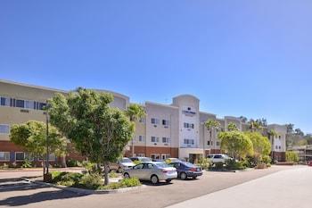Hotel - Candlewood Suites San Diego