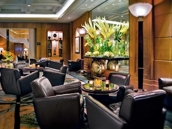 Lobby Lounge at Hotel Sofitel New York in New York
