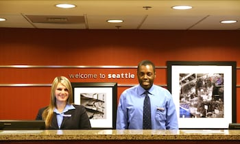 Hotel - Hampton Inn Seattle/Southcenter
