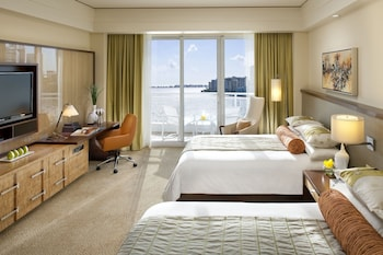 Deluxe Room, 2 Double Beds, View