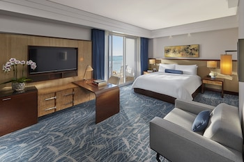 Superior Room, 1 King Bed, Accessible (Island View)