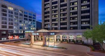 印地安納波利斯市區希爾頓飯店 Hilton Indianapolis Hotel & Suites