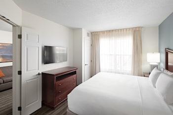Studio Suite, 1 King Bed, Accessible, Bathtub