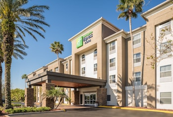 at Holiday Inn Express Orlando International Airport in Orlando