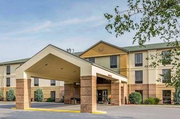 Hotel - Comfort Inn Duncansville - Altoona