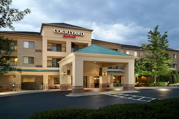 Hotel - Courtyard by Marriott Atlanta Alpharetta