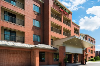 Hotel - Courtyard by Marriott Worcester