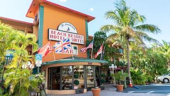 Ft. 飯店勞德代爾海灘度假套房飯店 Ft. Lauderdale Beach Resort Hotel & Suites