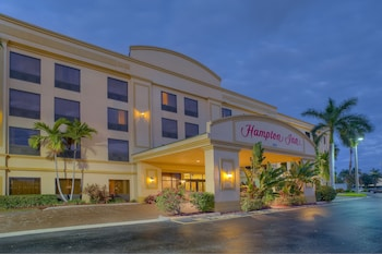 棕櫚灘花園歡朋飯店 Hampton Inn Palm Beach Gardens