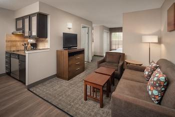 Studio Suite, 2 Queen Beds, Non Smoking, Kitchen