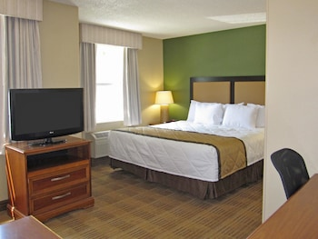 Guestroom at Extended Stay America - Orlando - Conv Ctr - 6443 Westwood in Orlando