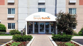 芝加哥奧黑爾索內斯塔簡單套房飯店 Sonesta Simply Suites Chicago O'Hare