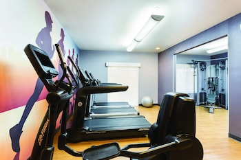 Fitness Facility at HYATT house San Diego/Sorrento Mesa in San Diego