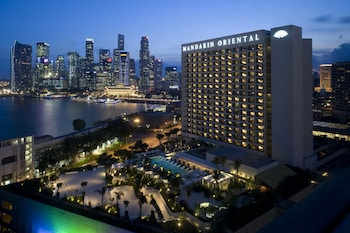 Hotel - Mandarin Oriental, Singapore