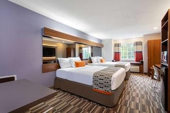 Oda, 2 Büyük (queen) Boy Yatak, Sigara İçilmez, Buzdolabı Ve Mikrodalga (efficiency)