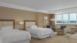Club Room, 2 Twin Beds, Business Lounge Access