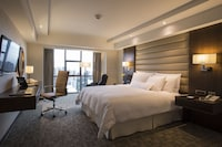 Executive Room, 1 King Bed, City View (Complimentary meals)
