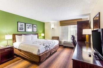 Hotel - Sleep Inn & Suites Kingsport TriCities Airport