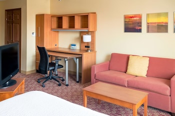 Superior Suite, 1 Queen Bed with Sofa bed (One Bedroom with Home Office)