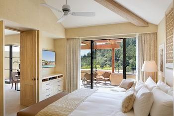 Deluxe Suite, Garden Area (Private)