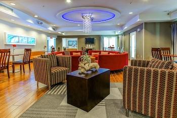 Interior Entrance at Springhill Suites by Marriott Savannah Midtown in Savannah