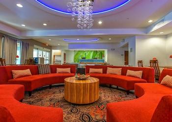 Reception at Springhill Suites by Marriott Savannah Midtown in Savannah