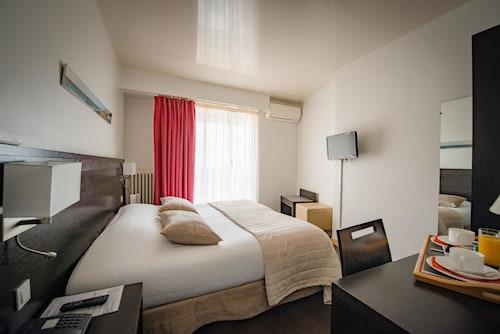 Hôtel Comté de Nice, Alpes-Maritimes