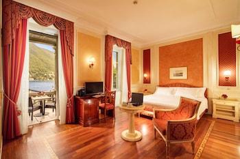 Deluxe Tek Büyük Yataklı Oda, Göl Manzaralı (villa Imperiale)