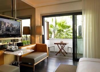 Room, Balcony (Cabana)